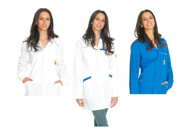 ESD jassen - lab jackets ESDpartner