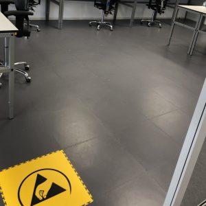 ESD kliktegels Flooramxx