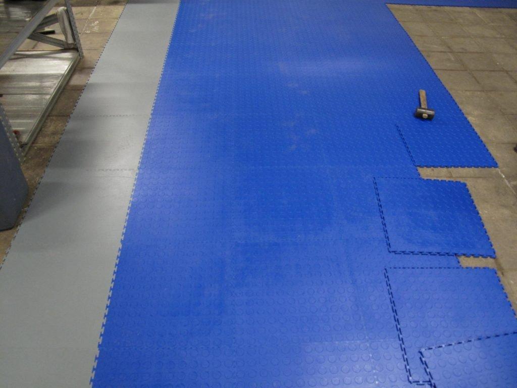 Lock-tile pvc tegel Floormaxx kliktegel