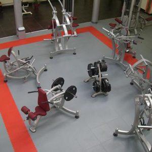 sportvloer fitness vloer Floormaxx